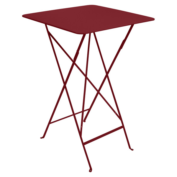 folding bar table