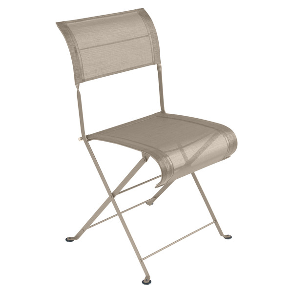 mesh outdoor folding chair