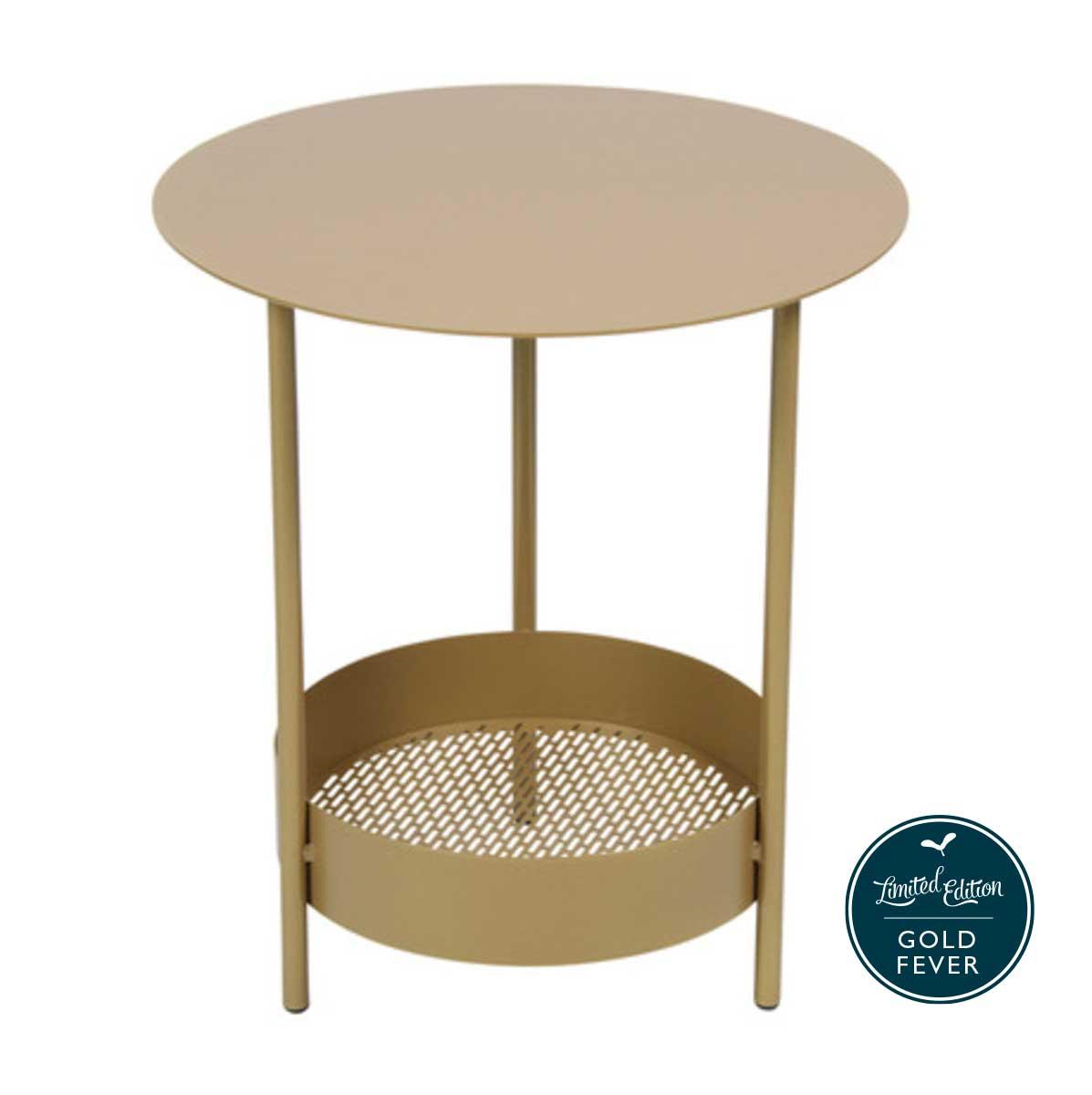 salsa pedestal table