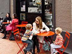 Cafe Velo, Portland, OR